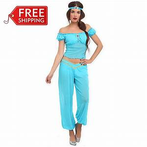 Aladdin-s-Princess-Jasmine-Costume-women-adult-cosplay-halloween-costumes-for-women-Belly-dance ...