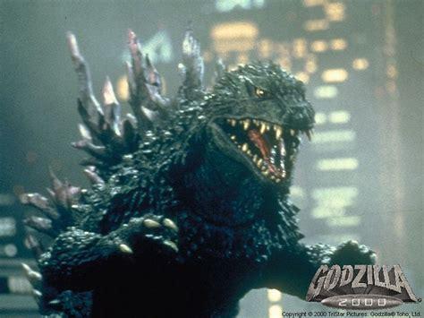 My Free Wallpapers  Movies Wallpaper  Godzilla 2000