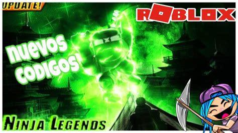 codigos ninja legends roblox los mejores trucos de noob  pro