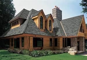 Designer Asphalt Shingles Valley Roofing Gaf Camelot Ii