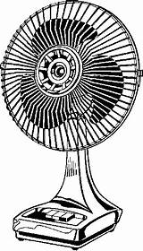 Fan Clipart Clip Objects Table Cliparts Clipartpanda Arts Clipartlook Library sketch template