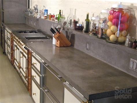 ecoulement evier cuisine surfaces de béton comptoir béton évier lavabo vanité