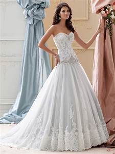 Blue wedding dress for Ocean wedding dress