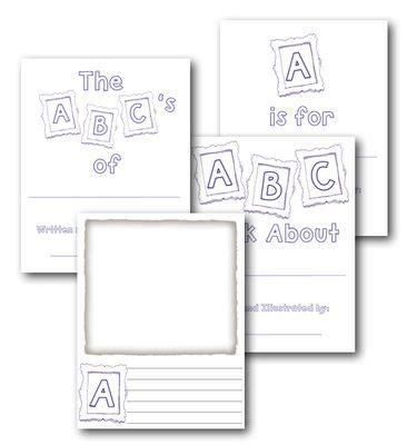 alphabet books ideas  pinterest