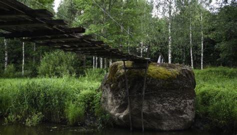 Velna Skroderis - brangākais akmens visā Vidzemē - DELFI