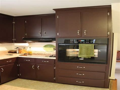 brown kitchen ideas kitchen cabinet painting color ideas