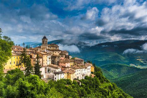 Umbria Region | Underrated Cities in Italy | Eurail Blog