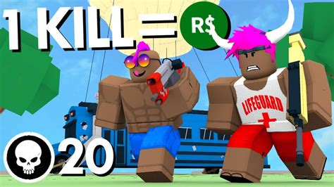 kill  robux  roblox fortnite youtube