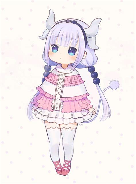 kanna kamui kobayashi san chi  maid dragon zerochan