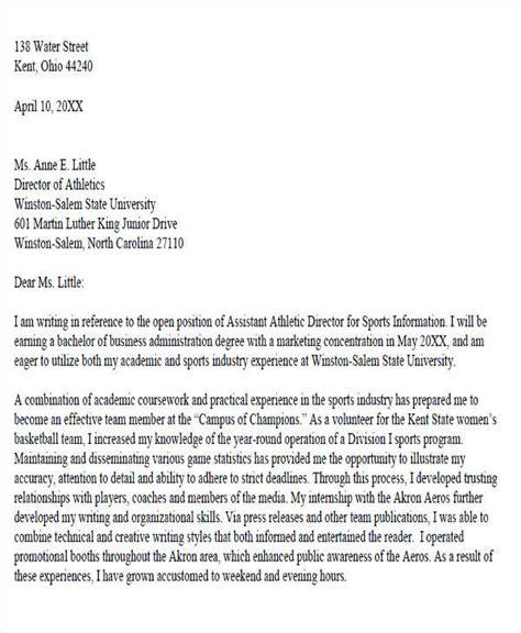 sample academic advisor cover letter  sample