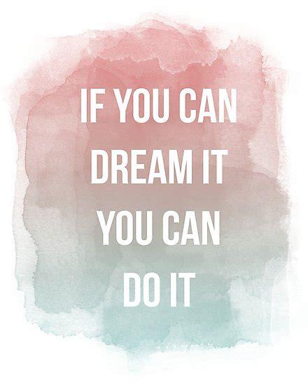 dream      quote photographic