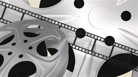 film reels   loop  animated hd background