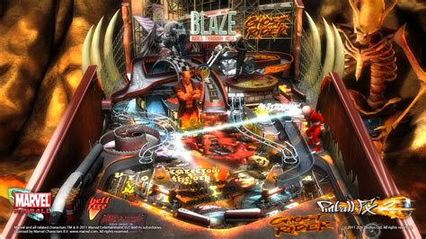 ghost pinball rider table marvel vengeance virtue game announced xblafans screenshot017 zen