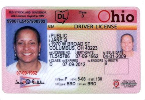 Toledo Ohio Drivers License Template by Ohio Rolls Out Pink Driver S Licenses Toledo Blade