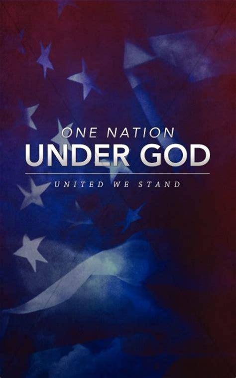 nation  god united  stand church bulletins