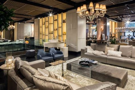 Home Luxury Lifestyle : New Luxury Living Group Showroom