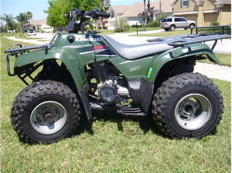 220 Kawasaki Bayou by 2002 Kawasaki Bayou 220 Motorcycles For Sale