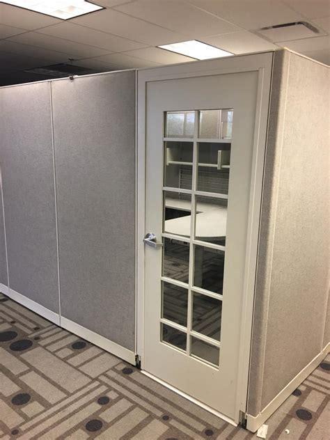 office cubicles   haworth cubicles  doors