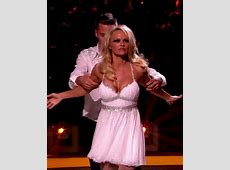 Dancing On Ice 2013 Pamela Anderson is voted off after