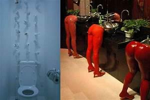 Top 10 unusual bathroom facts omniami for Weird bathrooms