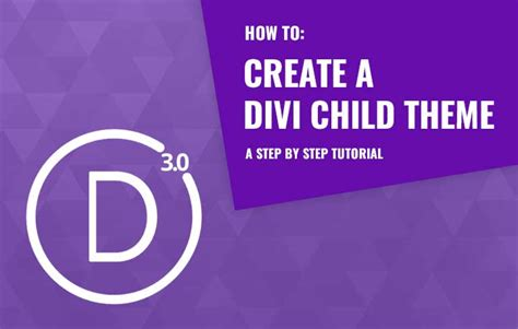 Free Divi Child Themes How To Create A Divi Child Theme Markhendriksen