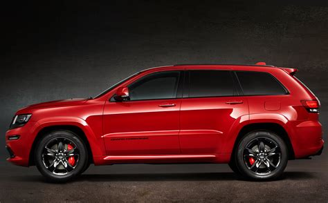 srt jeep red the motoring world you ll want this the new jeep grand