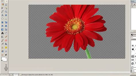 gimp remove white background how to remove the white background of an image in gimp