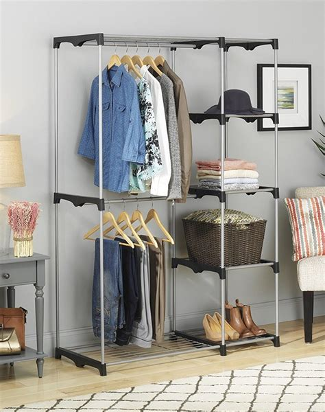 Stand Alone Closet Systems by Closet Organizer Ideas For Maximizing Space Reality