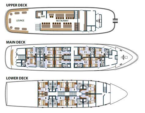 Ms Princess Deck Plan by Ms Princess Aloha Cruise Croatia