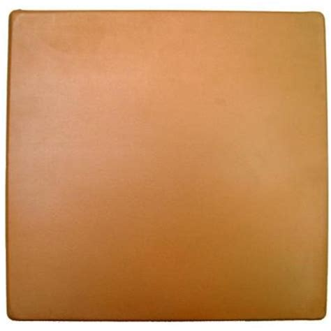 12 in x 12 in peach saltillo floor and wall tile 10 sq