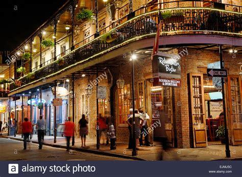 New Orleans Images New Orleans Quarter Bourbon At Stock