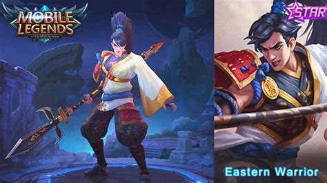 Eastern Warrior (yun Zhao)