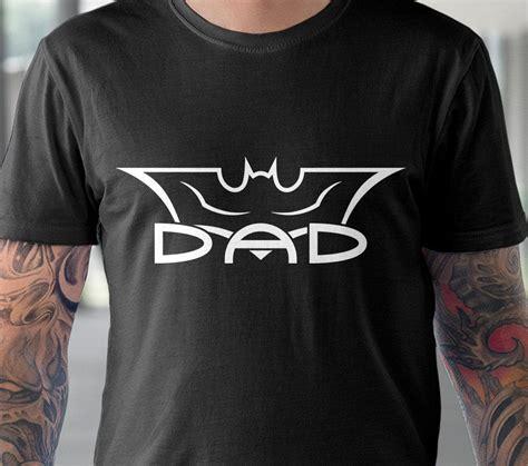 batman dad shirt svg bat dad svg batman svg dxf files marvel superhero