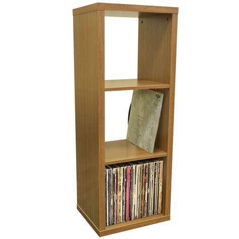 vinyl record storage shelf cube 3 cubby square display shelves vinyl lp record