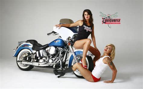 Download Bike Babe Wallpaper Gallery