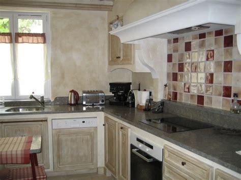 cuisine provencale contemporaine décoration home pat décoration intérieure