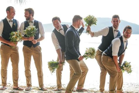1000 Ideas About Rustic Groomsmen Attire On Pinterest