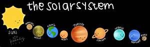 The Solar System by blissreverie on DeviantArt