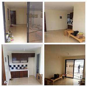 Before and after photos of a studio type apartment in manila for House interior design manila
