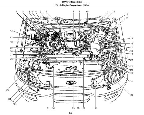 Wiring Diagram 2002 Jaguar X Type by 2003 Jaguar X Type Engine Diagram Automotive Parts