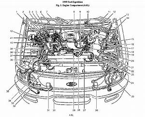 Ford Wiring   1994 Ford Explorer Fuse Box Diagram
