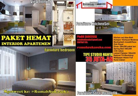 Paket HEMAT Interior Apartemen   MENGUNDANG ANDA UNTUK CEK