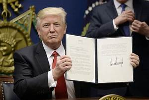 Trump moves on promises on immigration, deportations in ...