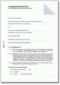 Hamburger Mietvertrag Download Kostenlos : hausmeistervertrag mit werkswohnung und mietvertrag ~ Lizthompson.info Haus und Dekorationen