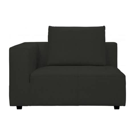 canapé 1 place et demi ponta canapé une place et demi avec accoudoir gauche en