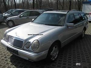 Mercedes 300 Td : 1998 mercedes benz e 300 td avantgarde t xenon car photo and specs ~ Medecine-chirurgie-esthetiques.com Avis de Voitures