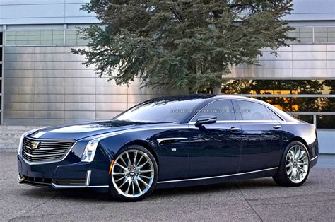 2020 Cadillac Ct5 Mpg 2 by Cadillac Ct8 Will Be The Brand S True Flagship In