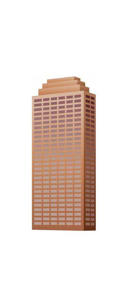 Skyscraper Clipart Brown Buildings Clipartpng Clipground Cliparts