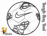 Soccer Coloring Ball Sports Pages Nike Football Fifa Shoes Balls Exclusive sketch template