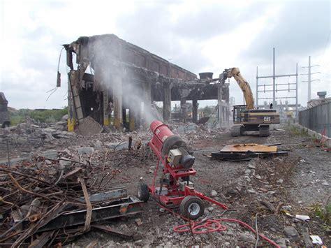 covanta energy plant demolition wargo enterprises